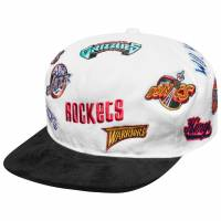 Mitchell & Ness All-Over Western Conference Teams Czapka z daszkiem 6HSSNG18364-NBAWHIT