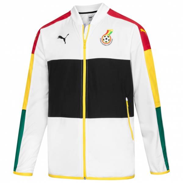 Ghana PUMA Herren Stadium Jacket Trainingsjacke 748583-01