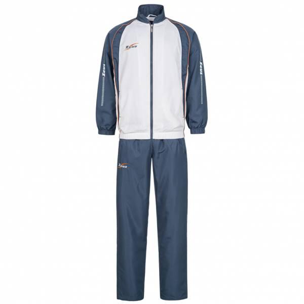 Zeus Tuta Sphera Herren Trainingsanzug Blau Orange