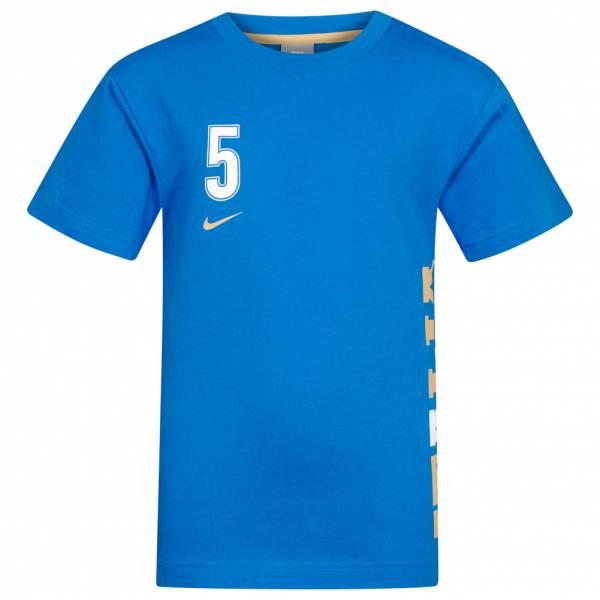 Nike Fabio Cannavaro Italien Kinder T-Shirt 253716-454