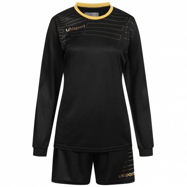 Uhlsport Match Mujer Conjunto de fútbol Camiseta de manga larga con Pantalones cortos 100316902
