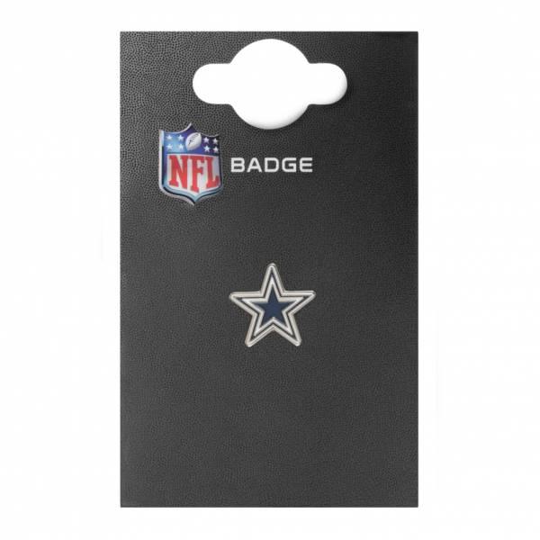 Dallas Cowboys NFL Metall Wappen Pin Anstecker BDNFLCRSDC