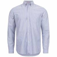 Hackett London HKT Pinpoint Wide Stripe Herren Hemd HM307519-5AR