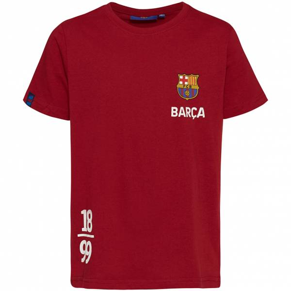 FC Barcelona 1899 Kinder T-Shirt FCB-3-164