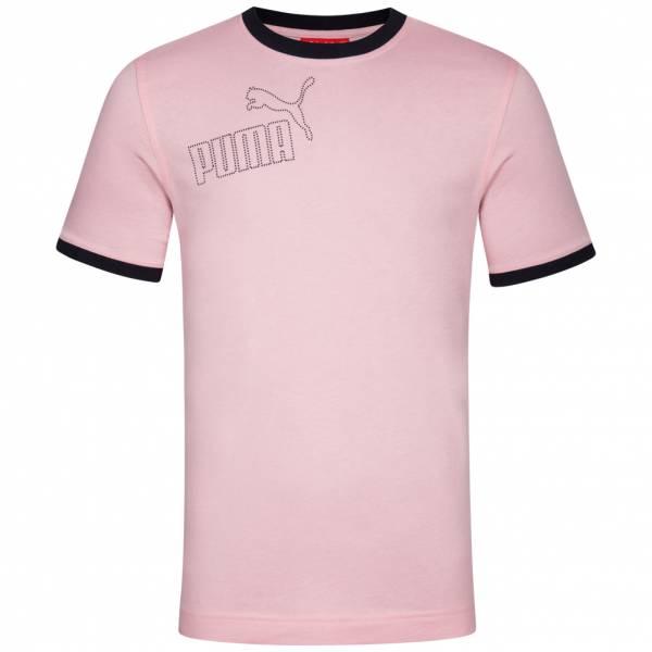 PUMA Cat Outline Herren Freizeit T-Shirt 803573-02