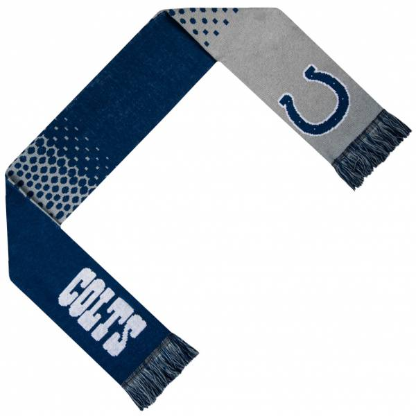 Indianapolis Colts NFL Fade Scarf Szalik wachlarzowy SVNFLFADEIC