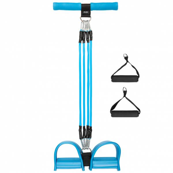 JELEX Fit Sit Zugseil Pedalwiderstandsband blau