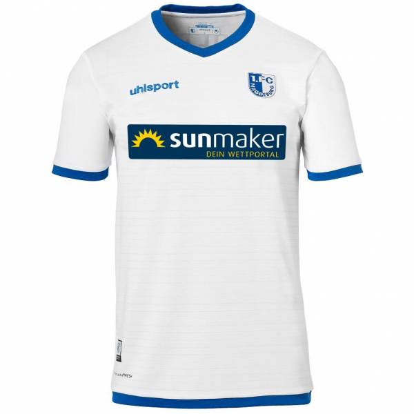 1. FC Magdeburg Uhlsport Herren Auswärts Trikot 1003386011130