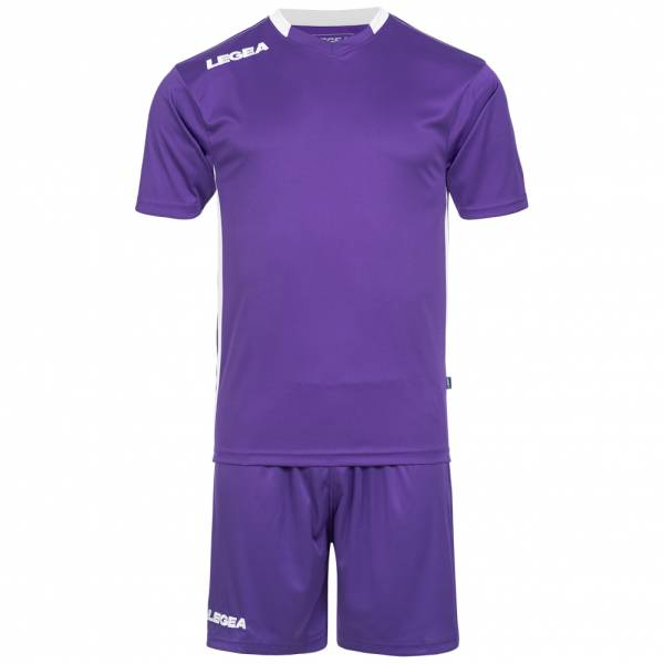 Legea Monaco Ensemble de foot Maillot avec Short M1133-1403