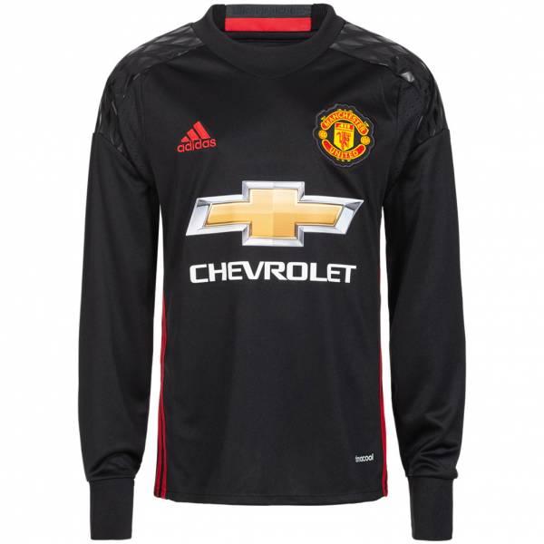 Manchester United adidas Kinder Heim Torwart Trikot AI6675