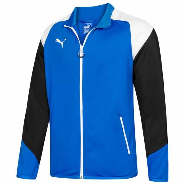 PUMA Esito 4 Poly Jacket Herren Trainings Jacke 655223-02