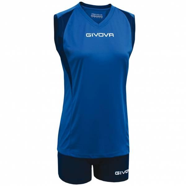 Givova Kit Spike Damen Volleyball Trikot-Set 2-teilig KITV07-0204