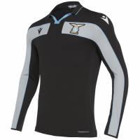 Lazio Rzym macron Mężczyźni Bramkarska koszulka domowa 58111405