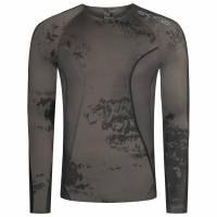 Skins DNAmic Longsleeve Herren Kompressions Shirt DA99050053010