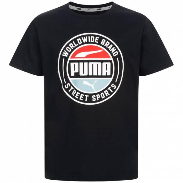 PUMA Alpha Summer Kinder T-Shirt 583011-01