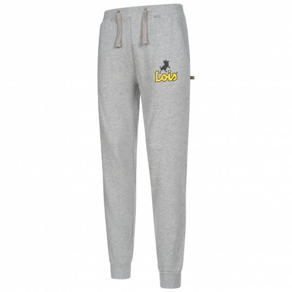Lois Jeans Herren Jogginghose 2E-LIPM-Light Grey