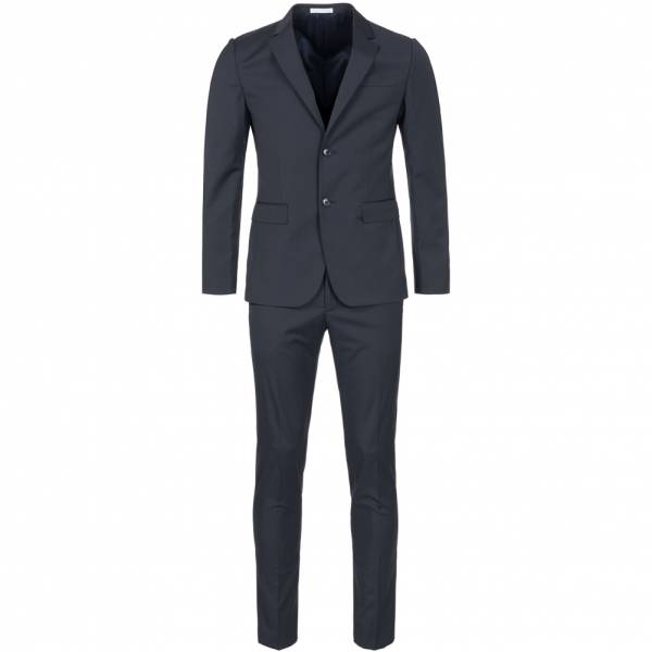 MOSCHINO Men's Luxury Designer Suit 699083-2 navy