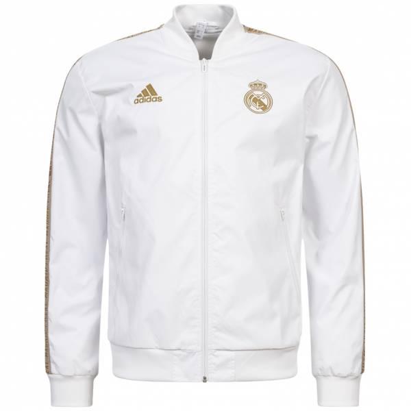 Real Madrid adidas Herren Präsentationsjacke DX8695