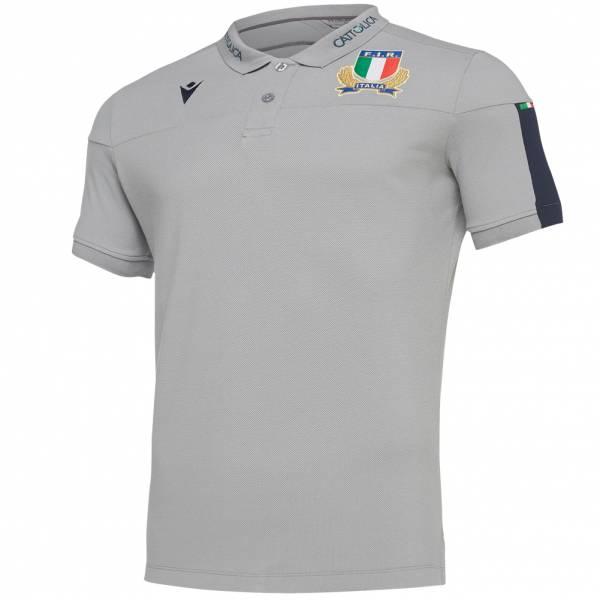 Italien FIR macron Herren Freizeit Fan Polo-Shirt 58100135