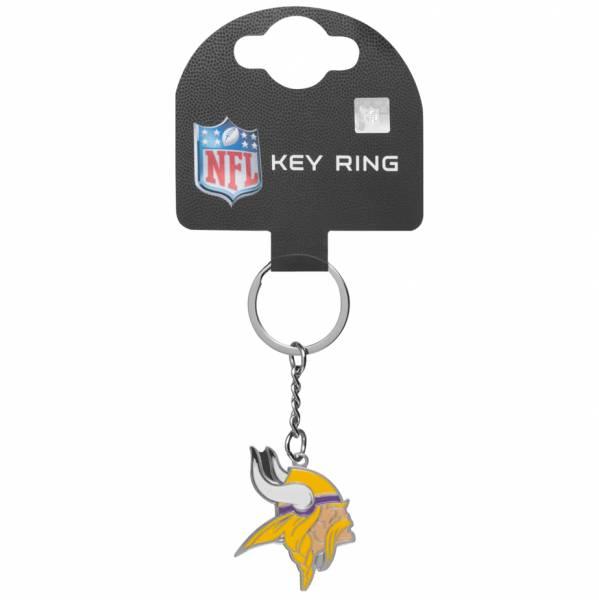 Minnesota Vikings NFL Wappen Schlüsselanhänger KYRNFCRSMVKB