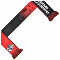 Chicago Blackhawks NHL Fade Scarf Fan Schal SVNHLFADECBH