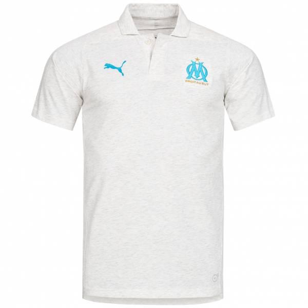 Olympique Marseille PUMA Herren Freizeit Polo-Shirt 753992-01
