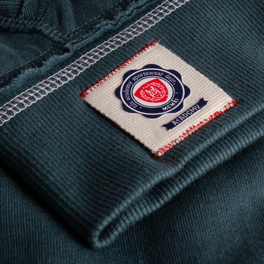 FILA Kinder Fleece Lined Full Zip Sweat Jacke U91493 329