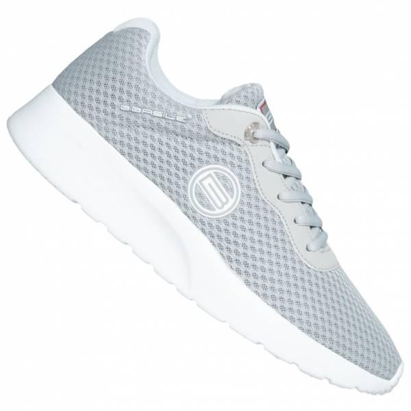 BASILE Ciment Blanc Herren Sneaker BSS91500004