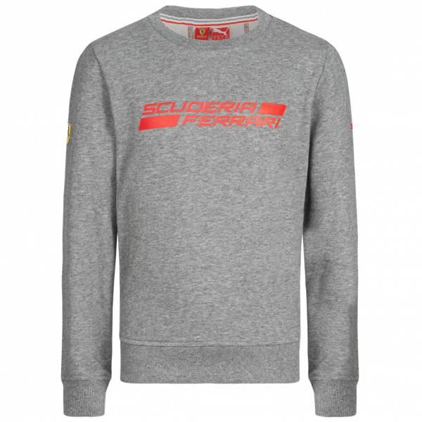 PUMA SF Scuderia Ferrari Graphic Kinder Sweatshirt 761577-03