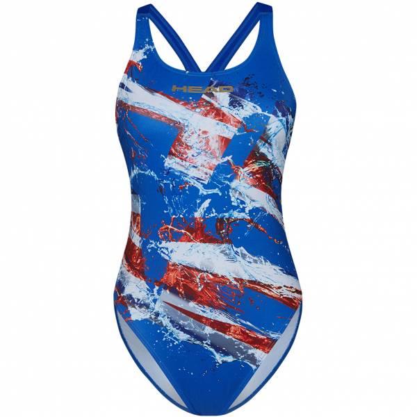 HEAD SWS Jack Olympic PBT United Kingdom Damen Badeanzug 452356-UK