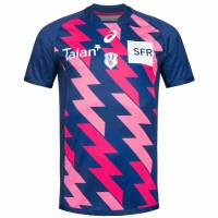 Stade Francais ASICS Rugby Men Home Jersey 134761RF-8029