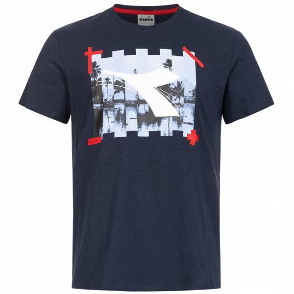 Diadora Logo Shore Herren T-Shirt 102.174263-60063