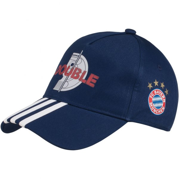 FC Bayern München adidas Double Cup Cap BR9261