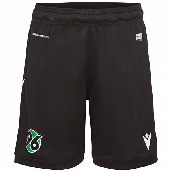 Hannover 96 macron Authentic Kinder Heim Shorts 58014208