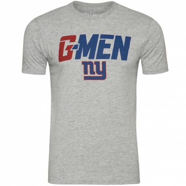 New York Giants Fanatics NFL Hometown Herren Fan T-Shirt 1878MGRY1HTNYG