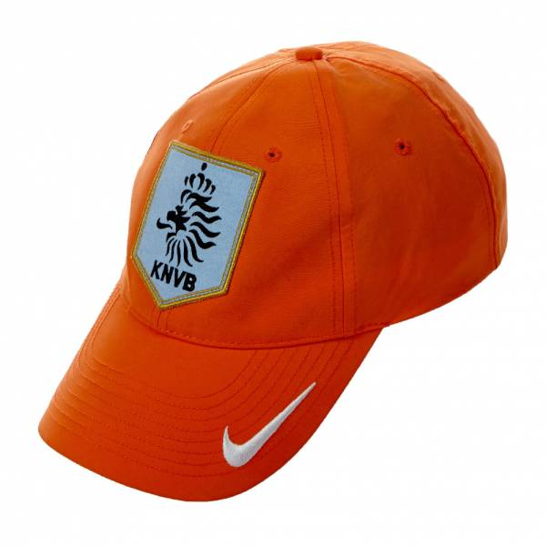 Paesi Bassi Nike Cap 119319-815 arancio / bianco