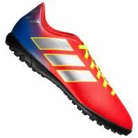 Dziecięce buty piłkarskie z wieloma kamerami adidas Nemeziz Messi 18.4 TF CM8642
