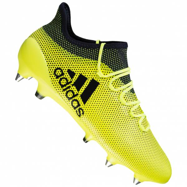 adidas X 17.1 SG Herren Ocean Storm Fußballschuhe S82314