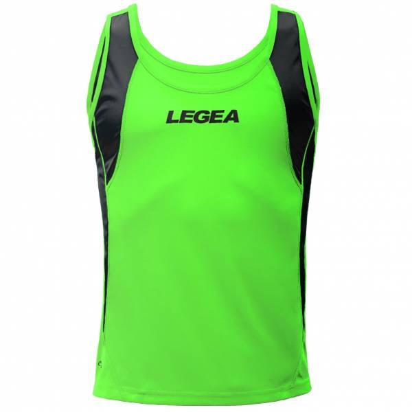Legea Corfu Herren Leichtathletik Singlet Shirt M1036-2810