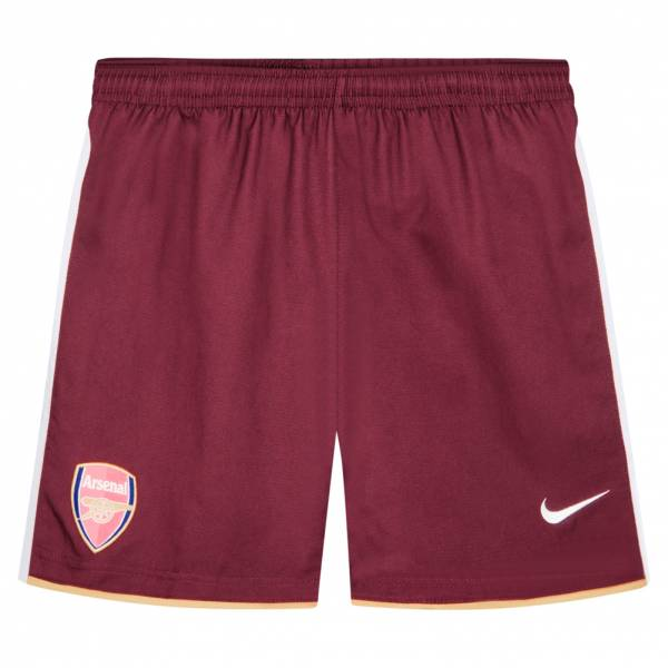 FC Arsenal London Nike Kinder Shorts 237883-600 dunkelrot