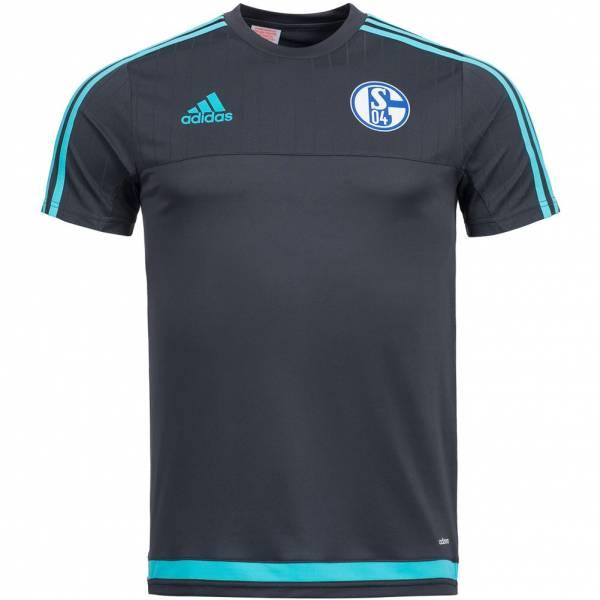 FC Schalke 04 adidas Kinder Trainings Shirt AB2034