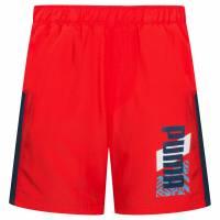 PUMA Fun ID Kids Woven Bermuda Shorts 836709-05