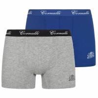 Cornalli Hommes Lot de 2 Boxer-shorts 891285-004