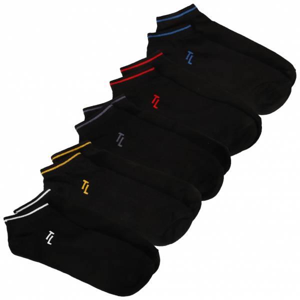 Tokyo Laundry Charlie 5er-Pack Sneaker Socken 1R10894