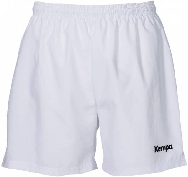 Kempa Handball Herren Team Woven Shorts weiß
