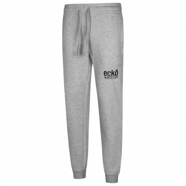 Ecko Unltd. Speciale Logo Jog Pants Jogginghose ESK4329 Ath Grey Marl