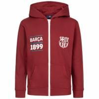 FC Barcelona Barca 1899 Kinder Sweatjacke FCB-2-022