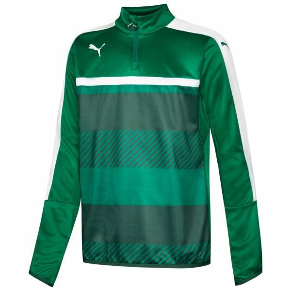 PUMA Veloce Herren 1/4 Zip Trainings Sweatshirt 654641-05