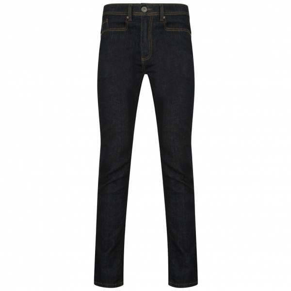 Tokyo Laundry Jacksonville Herren Slim Fit Jeans 1Z10369 Dark Indigo