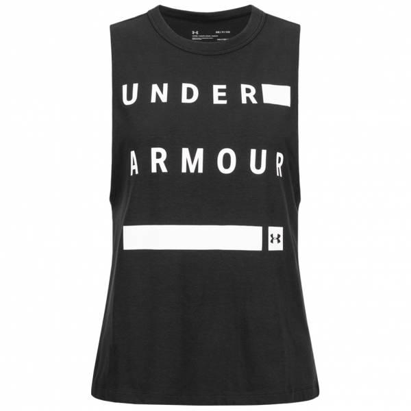 Under Armour Graphic Muscle Femmes Sport Haut sans manches 1310482-001